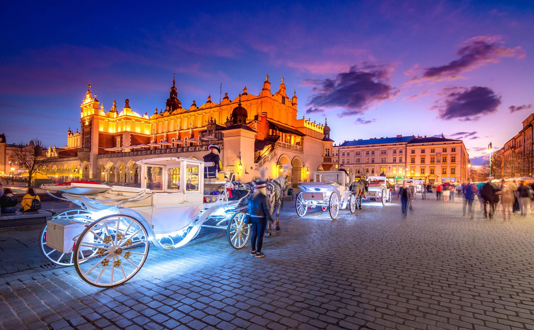 Noclegi Kraków Stare Miasto