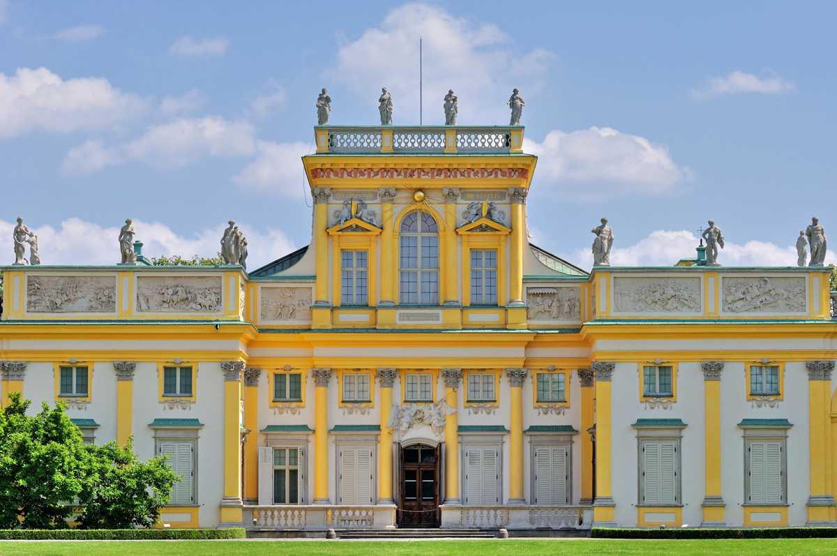 Pałac w Wila