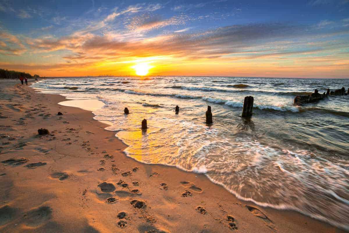 Najpiękniejsze plaże w Polsce - ranking plaż.