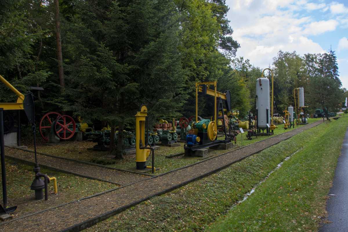 Muzeum Przemysłu Naftowego i Gazowniczego - Atrakcje Podkarpacia