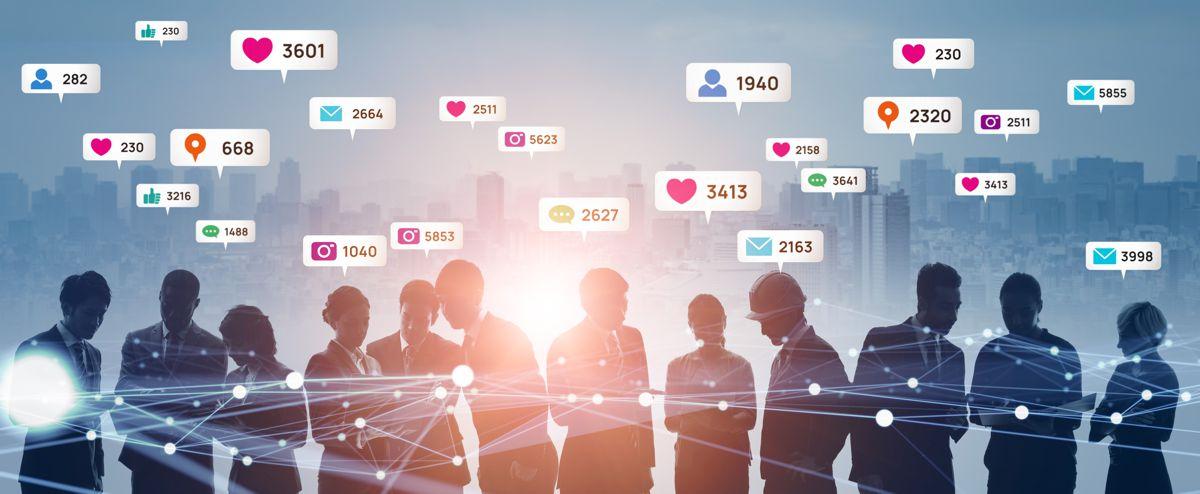 Social media audience network - wybierz grupę docelową - reklama na Facebooku