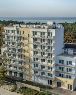 Apartament Mielno-Holiday*401